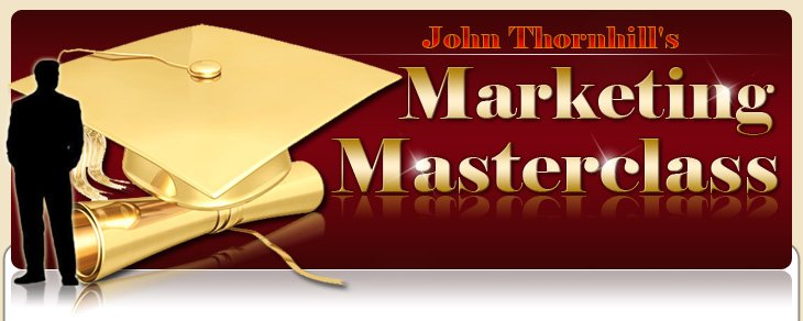 John Thornhill Master Class